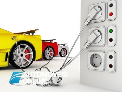 Carros eléctricos já para o ano