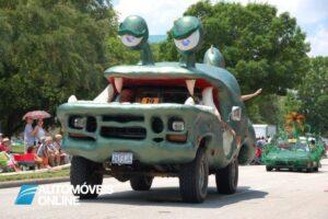 carro tartaruga