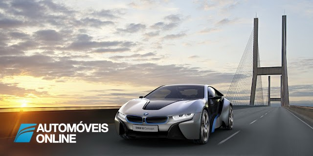 É a loucura! BMW i8 está a chegar. Consumos de 2,7 L aos 100 Km