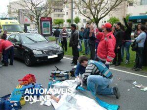 Acidentes de viação! Culpados de mortes ficam proibidos de conduzir