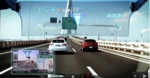 Anunciado GPS no para-brisas do veículo