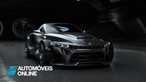Lindo, elegante e potente. Conheça o Aspid GT 21 Invictus