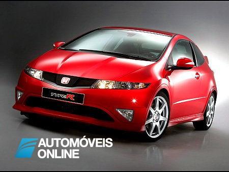 Atenção! Honda Civic Type-R está a caminho