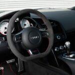 Audi R8 GT interior
