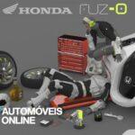 Carro flutuante da Honda