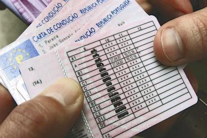 Condutores! Carta de condução passa a revalidar aos 25 e 30 anos