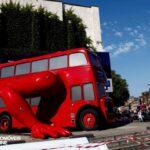 Conheça o autocarro que faz flexões