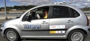 Espanhóis comprometem projecto Google. Carro sem condutor!