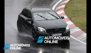 Espectacular! Primeiras do Mercedes-Benz Classe A45 AMG