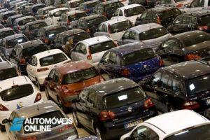 Estado Promove o Abate das Empresas de Automoveis Usados