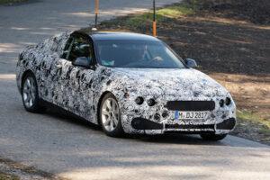 Excelente! Novo BMW Série 4 apanhado em testes