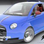 Fiat 550 Lazzarini