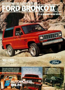 Ford Bronco II 1983