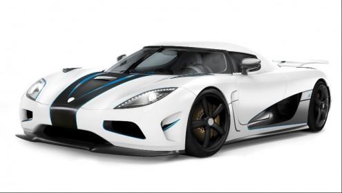Já conhece o superdesportivo Koenigsegg Agera R