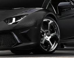 Lamborghini Aventador Carbonado preparado por Mansory