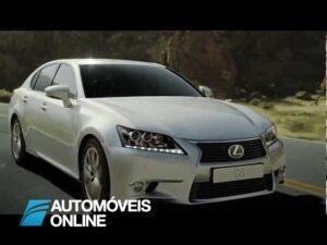 Lexus GS 450h Hybrid deixa clientes em pânico