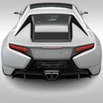 Lotus Esprit traseira 2013