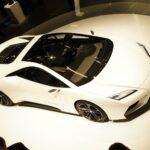 Lotus Esprit vista cima 2013