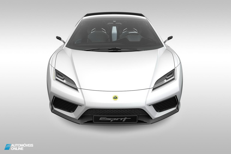 Lotus! Modelos cancelados menos o Esprit