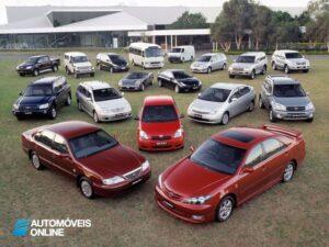 Número incrível! Toyota ultrapassa os 200 milhões