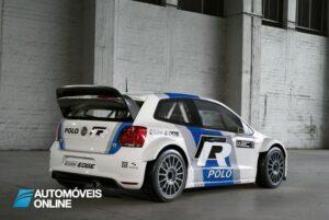 Nova versão VW Polo