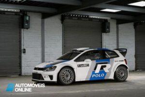 Nova versão do VW Polo com 300cv