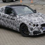 Novo BMW M4 2014 perfil