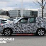 Novo BMW X5 imagem de perfil 2013