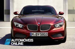 Novo BMW Zagato Coupé. Uma inspiração surpreendente!