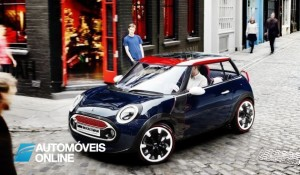 Novo MINI Rocketman. Design Soberbo