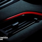 Peugeot 208 GTi Concept 2013 aplicativo porta