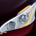 Peugeot 208 GTi Concept 2013 faróis frente