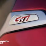 Peugeot 208 GTi Concept 2013 logo GTi