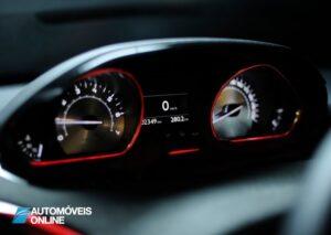 Peugeot 208 GTi Concept 2013 painel de instrumentos