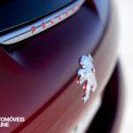 Peugeot 208 GTi Concept 2013 para-choques trazeiro