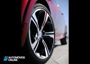 Peugeot 208 GTi Concept 2013 perfil jantes especias