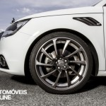 Preparação ABT Audi A1 Sportback AS1 jates ultra leves de 18 polegadas