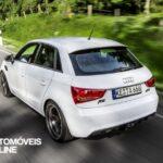 Preparação ABT Audi A1 Sportback AS1 traseira esquerda