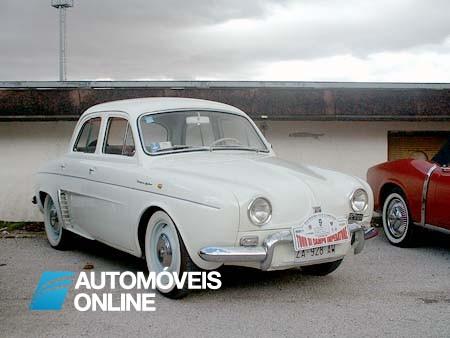 Renault Dauphine 1960