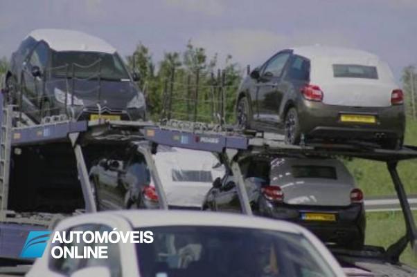 Citroën DS3 Cabriolet segue para a produção