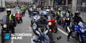 União Europeia quer estradas mais seguras para Motorizadas e Motocicletas
