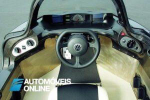 Volkswagen carro consome 1 litor aos 100 km