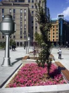 Árvore Artificial cidade