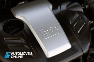 Hyundai Veloster Turbo Driving view motor