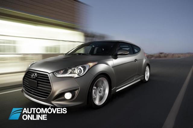 Hyundai torna Veloster mais potente