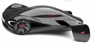 McLaren MP4-S perfil