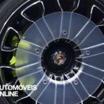 New 2013 Porsche 918 Spyder Interior jantes