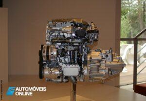 Novo motor renault 1.6 dci 3