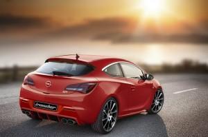 Opel Astra OPC 2 CDTI Bi turbo 2013 angulo traseiro
