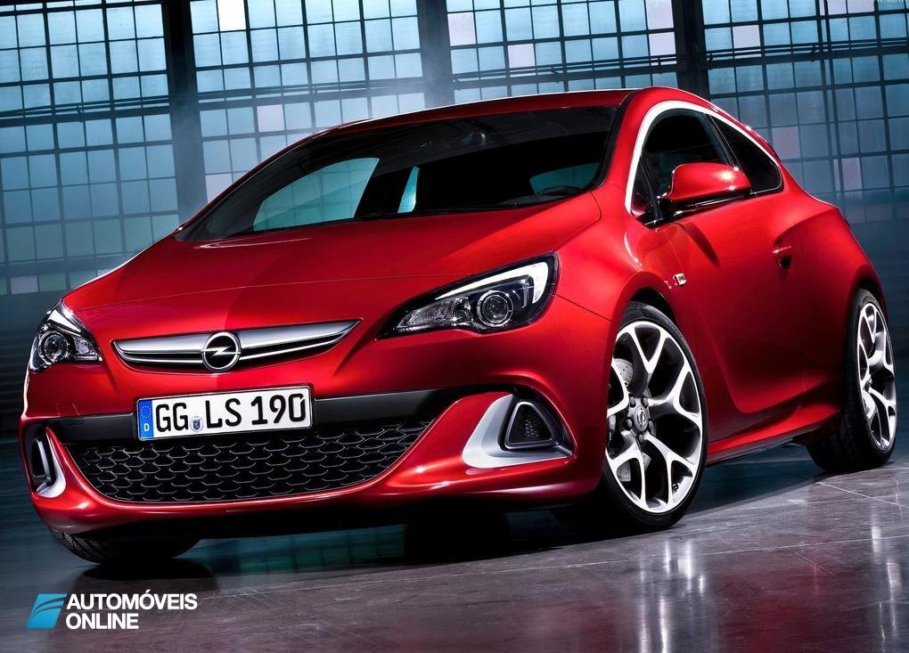 Opel Astra recebe super motor diesel
